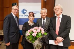 Günter Stock, Anne Glover, Reinhard F. Hüttl, Jos van der Meer (EASAC)