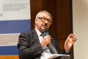 ALLEA President Günter Stock