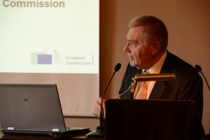 Keynote speaker Professor Jean-Pierre Bourguignon, President of the European Research Council (ERC)