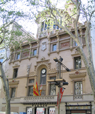 The Royal Academy of Sciences and Arts of Barcelona