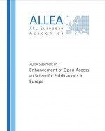 Enhancement of Open Access to Scientific Publications in Europe
