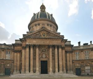 Institut de France de face_2